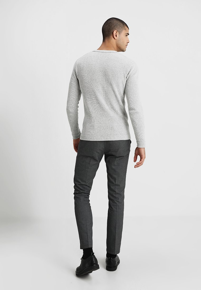 Homme SLHVICTOR CREW NECK - Pullover