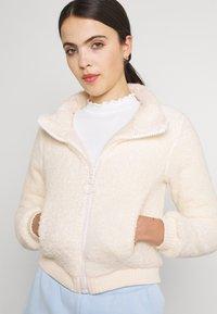 Trendyol - Summer jacket - ecru - 3