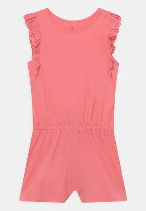 GIRLS - Jumpsuit - pink heart