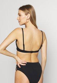 Seafolly - WIRE BRA - Bikini top - black - 3