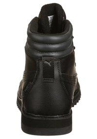 Puma - Sneakers alte - puma black-puma black-dark shadow - 3
