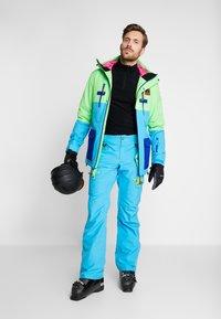 OOSC - FRESH POW - Snow pants - blue - 1