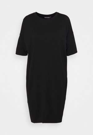 REGITZA - Jersey dress - black