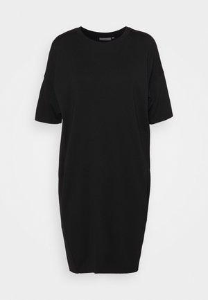REGITZA - Žerzejové šaty - black