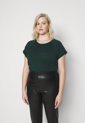 T-shirts - dark green