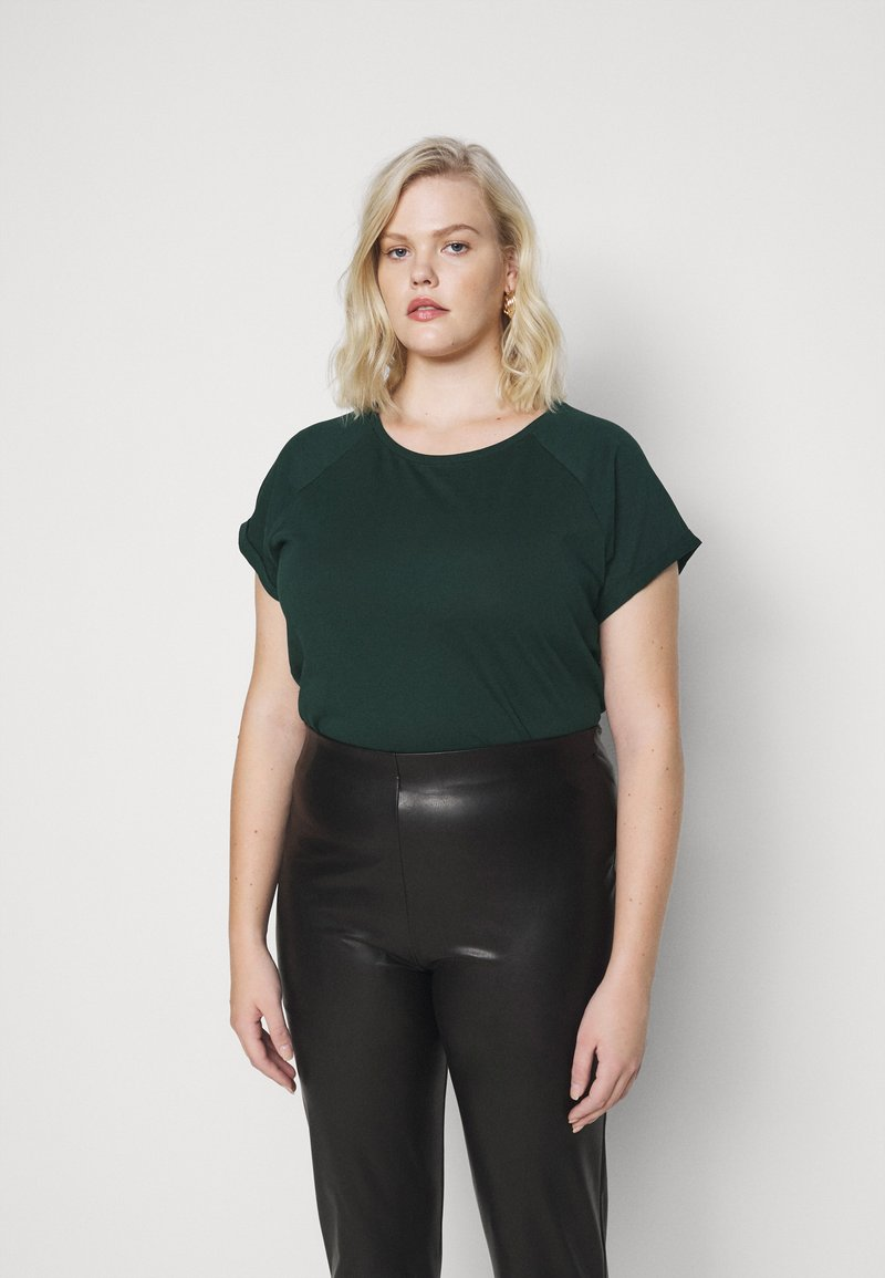 Anna Field - T-shirts - dark green