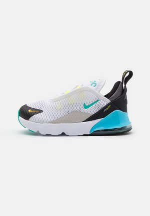 AIR MAX 270 UNISEX - Trainers - white/hyper jade/black/light graphite