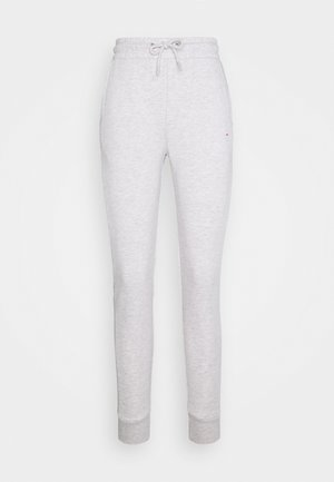 EIDER PANTS - Spodnie treningowe - light grey