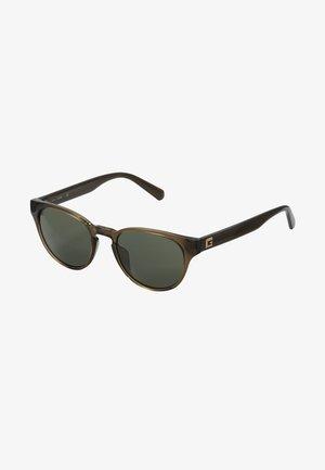 Okulary przeciwsłoneczne - light brown/green