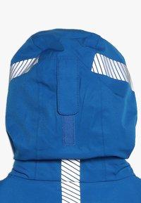 Vaude - KIDS LUMINUM JACKET - Waterproof jacket - radiate blue - 3