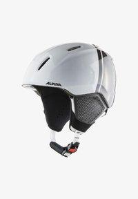 Alpina - Helmet - black-white - 0