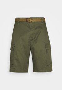 Scotch & Soda - FAVE CARGO - Shorts - army - 3