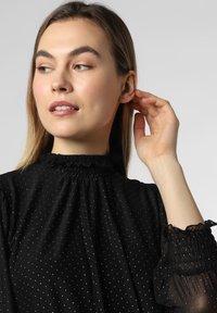 BOSS - Day dress - schwarz silber - 2