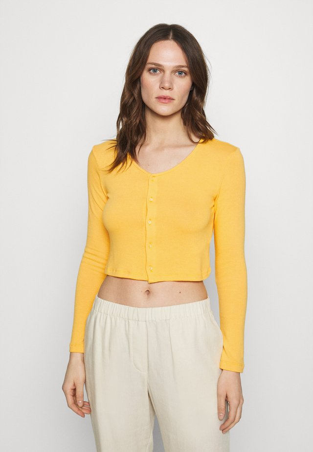 CARDIGAN - Vest - marigold
