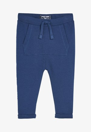 NAVY LIGHTWEIGHT OTTOMAN JOGGERS (3MTHS-7YRS) - Trainingsbroek - blue