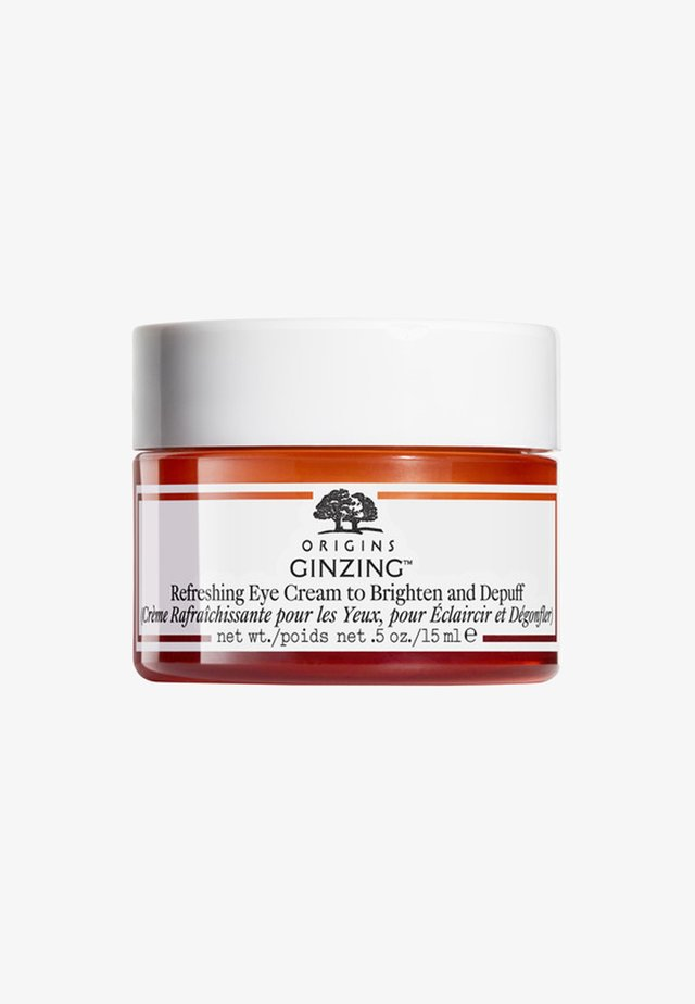 GINZING REFRESHING EYE CREAM TO BRIGHTEN AND DEPUFF - Augenpflege - -