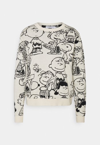 ARENDAL PEANUTS  - Jumper - off white