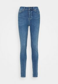 OBJKELLY HARPER  - Jeans Skinny Fit - medium blue