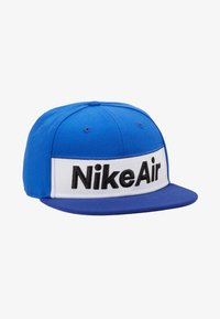 Nike Sportswear - NSW NIKE AIR FLAT BRIM - Kšiltovka - game royal - 1