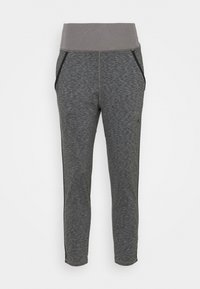 Puma - STUDIO JOGGER - Tracksuit bottoms - charcoal gray heather - 4
