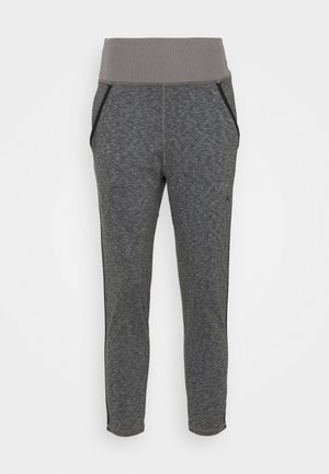 STUDIO JOGGER - Pantalones deportivos - charcoal gray heather