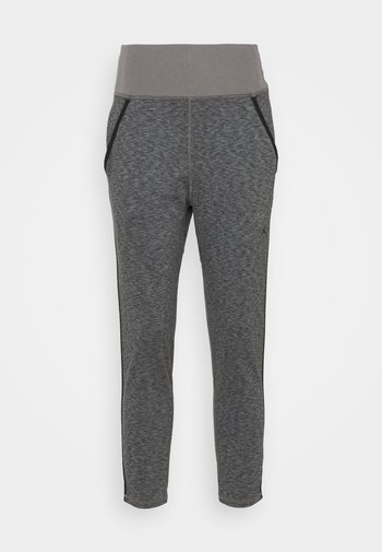 STUDIO JOGGER - Pantalones deportivos - charcoal gray heather