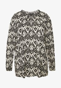Zizzi - MIGGY BLOUSE - Bluser - tribal - 3