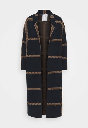 CHATTERTON CARDIGAN COAT - Kappa / rock - midnight navy