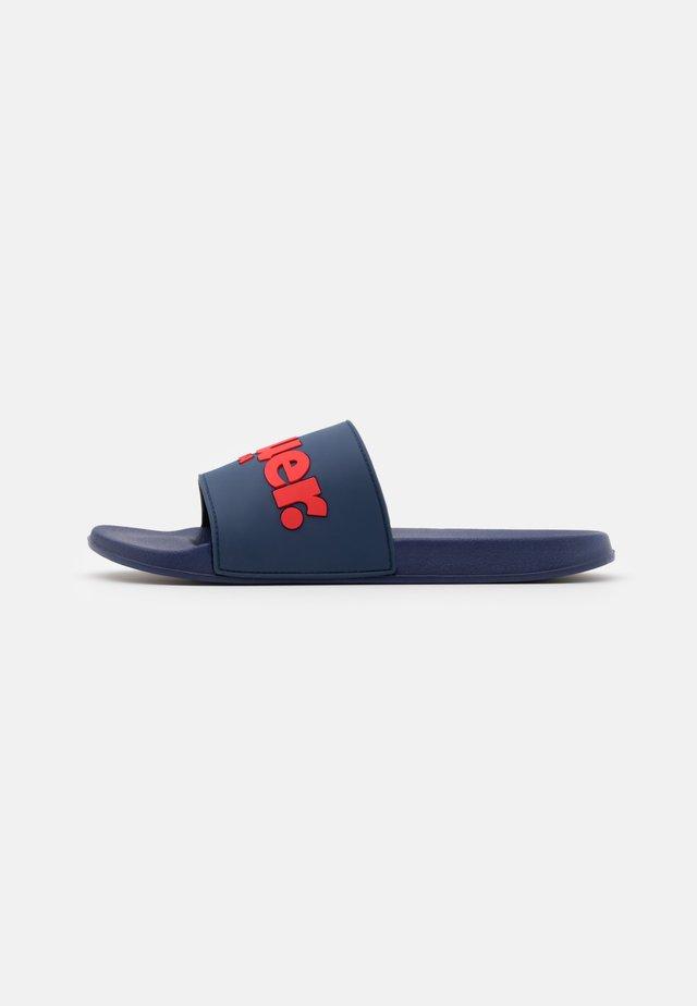 JAY - Pantofle - navy