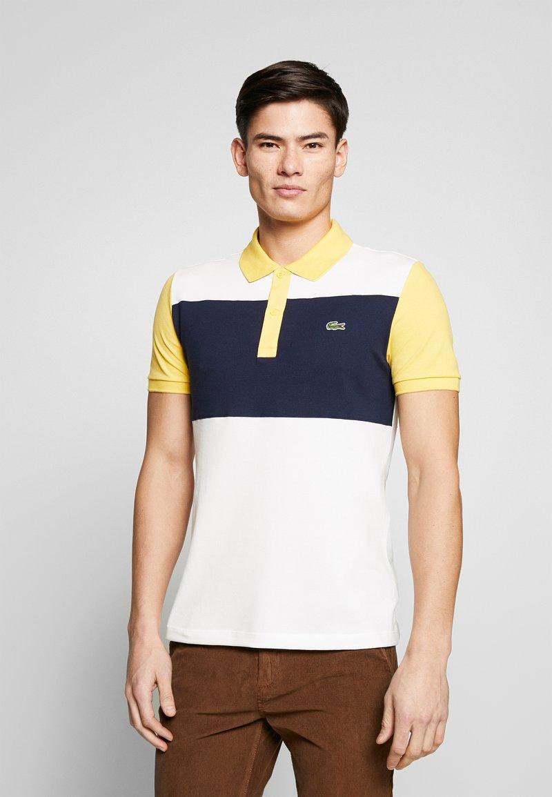 Lacoste - PH5142 - Polo shirt - farine/marine
