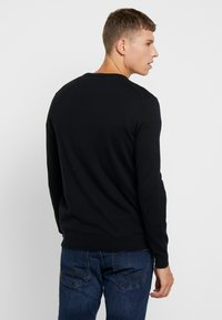 Esprit - CREW - Pullover - black - 2