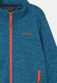 Icepeak - KIRWIN JR UNISEX - Fleece jacket - navy blue - 2