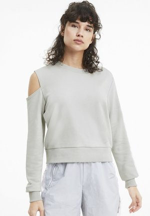 Sweatshirt - gray violet