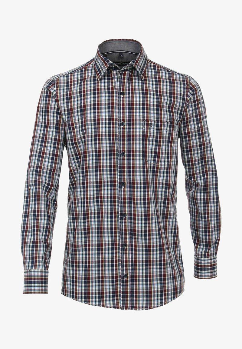 Casamoda - COMFORT FIT - Shirt - rot