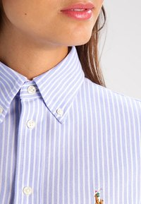 Polo Ralph Lauren - HEIDI - Button-down blouse - harbor island blue - 3
