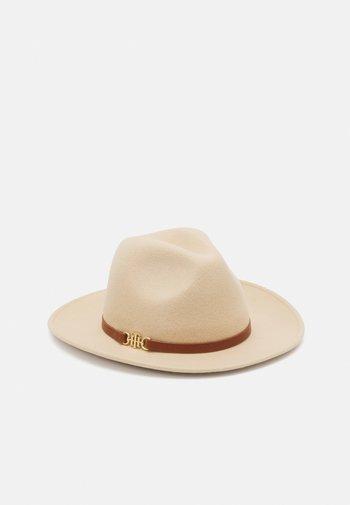 CLUB FEDORA - Hat - beige