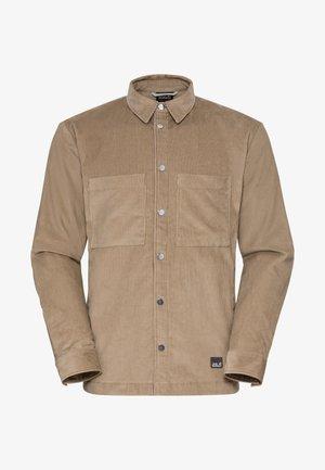 NATURE SHIELD - Outdoor jacket - beige