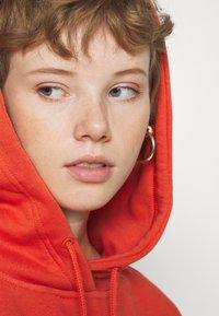 Nike Sportswear - HOODIE TREND - Mikina skapucí - mantra orange/white - 3