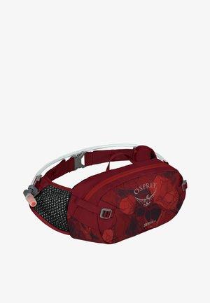 Bum bag - claret red