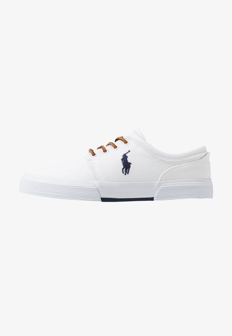 Polo Ralph Lauren - FAXON - Sneaker low - pure white