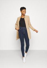 Even&Odd - Jeans Skinny Fit - dark blue denim - 1