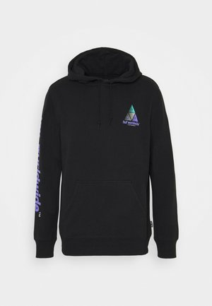 PRISM HOODIE - Sweatshirt - black
