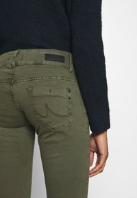 LTB - MOLLY - Slim fit jeans - olive night wash - 5