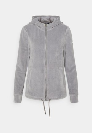 RANIELLE - Fleece jacket - rock grey