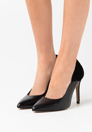 COURT SHOE - High Heel Pumps - black
