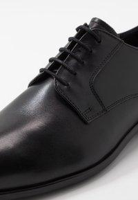 PS Paul Smith - DANIEL - Smart lace-ups - black - 6