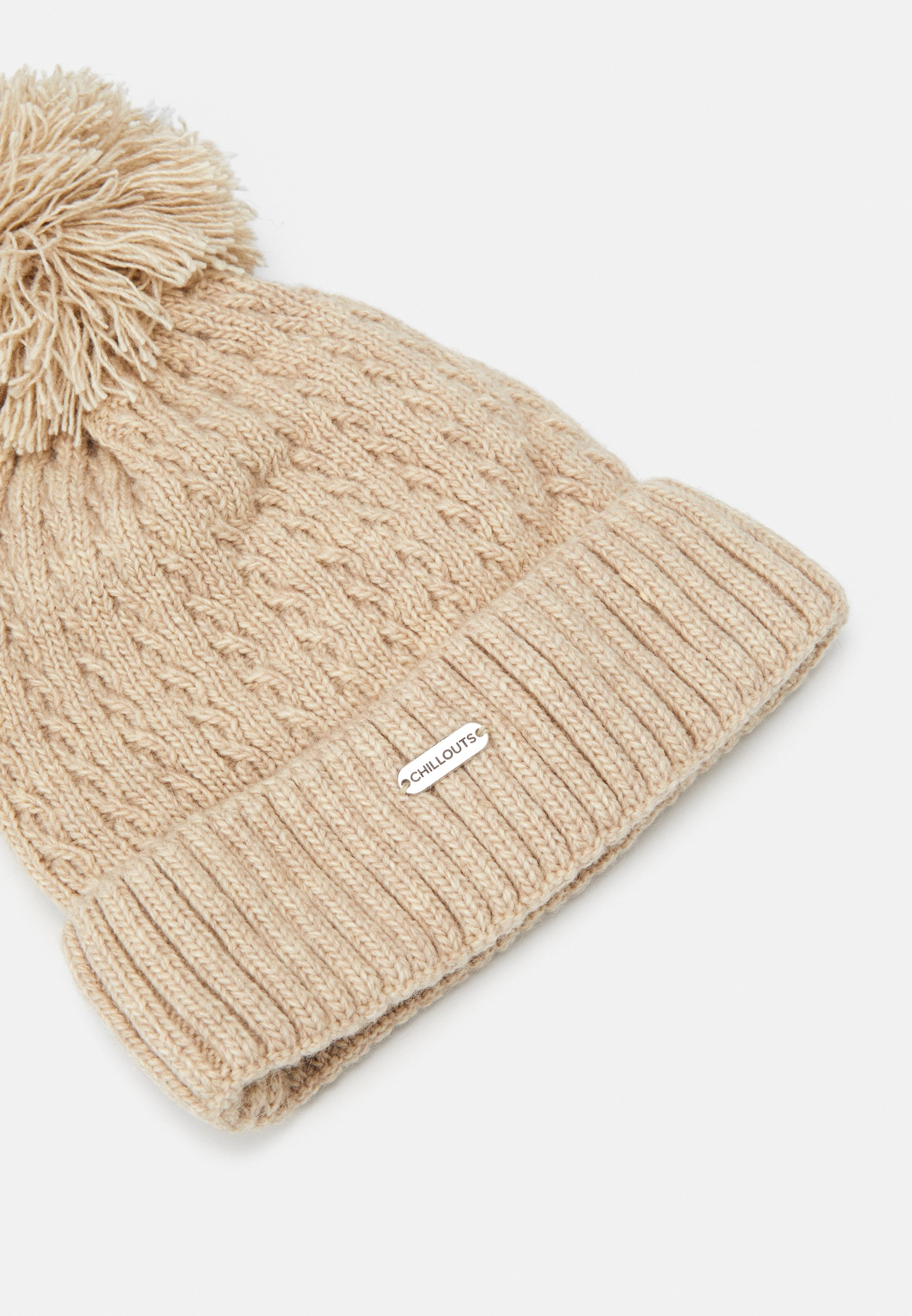 Chillouts ESTEPHANIA HAT - Lue - beige 6Wylm3T9vh2FTIP