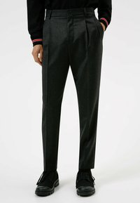 HUGO - Trousers - dark grey - 0