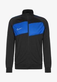 Nike Performance - DRY ACADEMY PRO - Training jacket - anthracite / photo blue / white - 0