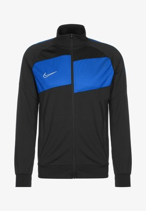 DRY ACADEMY PRO - Veste de survêtement - anthracite / photo blue / white